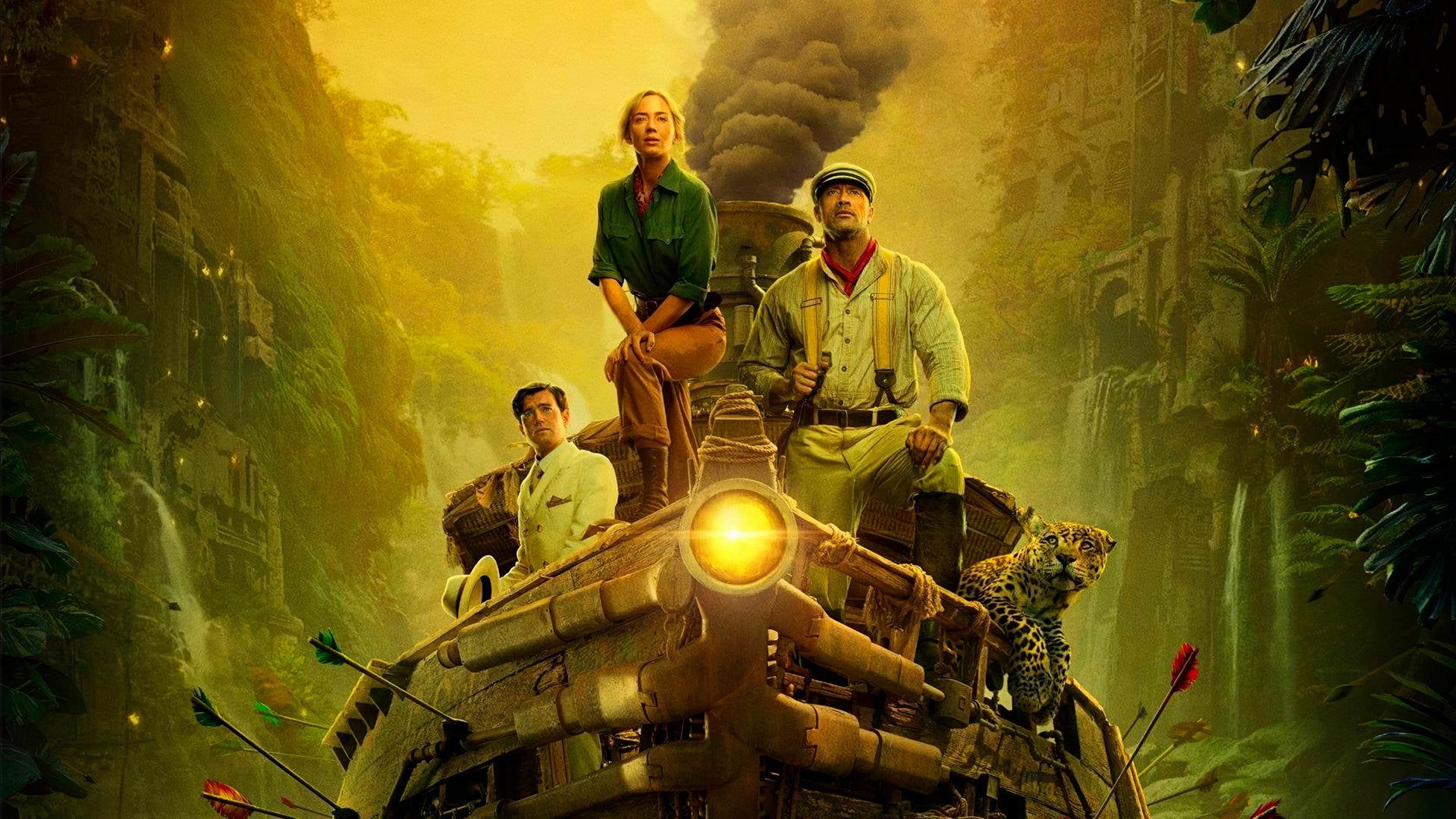 Смотри фильм Круиз по джунглям в кинотеатре